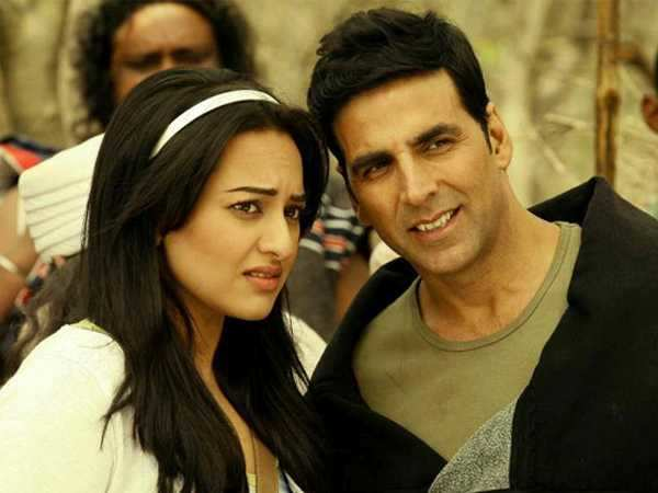 Akshay Kumar and Sonakshi Sinha's Namastey England put on hold