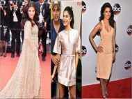 Aishwarya, Jacqueline and Priyanka rock nude colours