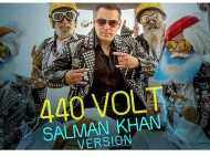 Salman Khan makes us groove to his version of 440 Volt from Sultan