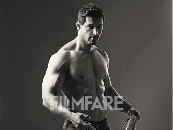 John Abraham talks about fitness, films and more