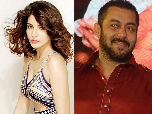 Anushka Sharma slaps Salman Khan!