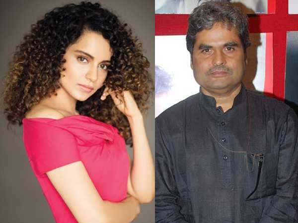 Kangana Ranaut gives tips to Vishal Bhardwaj