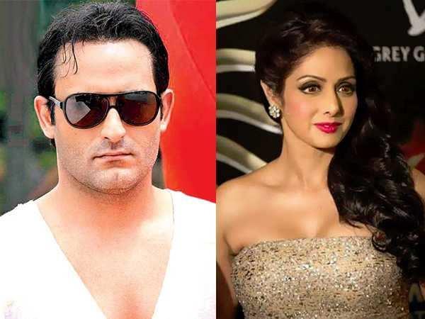 Akshaye Khanna joins the cast of Sridevi's Maa