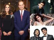 Prince William and Princess Catherine to meet Hindi film stars