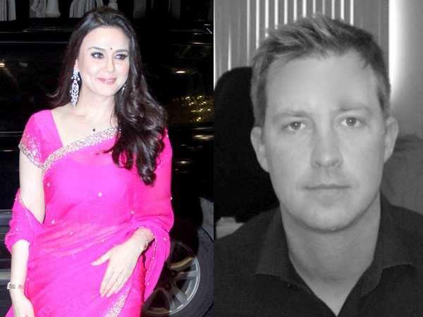 Preity Zinta gets married in LA