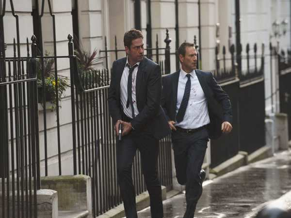 Movie review: London Has Fallen