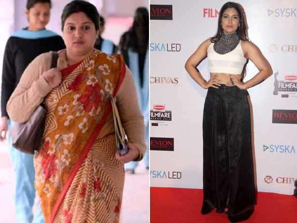 Bhumi Pednekar shares her fat to fit secrets