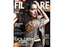 Shraddha Kapoor is Filmfare's latest cover girl