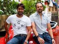 Rohit Shetty and Ajay Devgn to reunite!