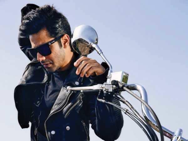 Varun Dhawan gets groovy for Badrinath Ki Dulhania