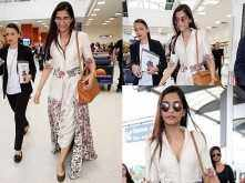 Sonam Kapoor arrives for Cannes 2016