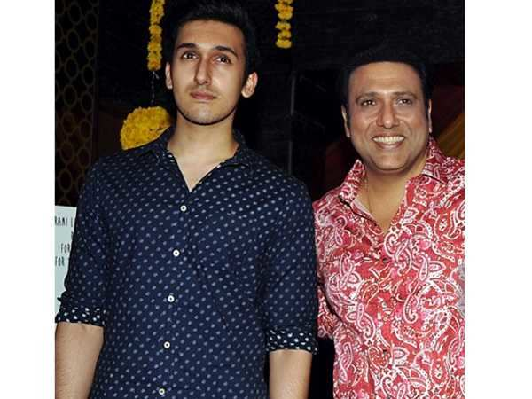 Govinda's son Yashvardhan is ready for his Bollywood debut