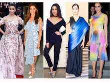 Top 6 best dressed divas of the week