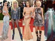 Best dressed at the MET Gala 2016