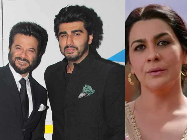 Amrita Singh turns down Arjun and Anil Kapoor's Mubaraka
