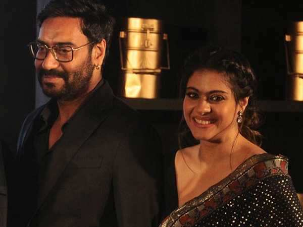 Kajol and Ajay Devgn all set to do a film together…
