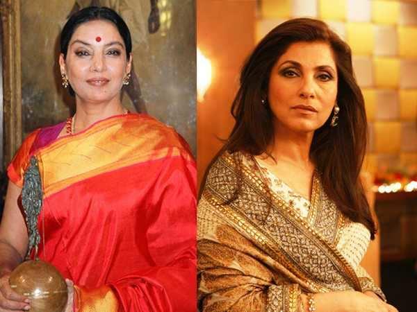 Shabana Azmi wants to work with Dimple Kapadia.