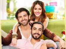 Comedy squad - Luv Ranjan, Kartik Aaryan and Nushrat Bharucha are back with a bang!