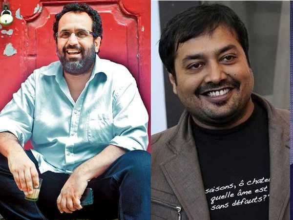 Aanand L Rai signs Anurag Kashyap for Manmarziyan