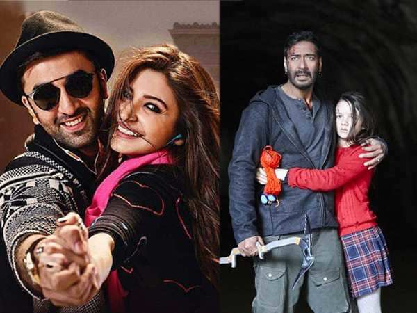 Box office report: Ae Dil Hai Mushkil leaves Shivaay behind at the box-office