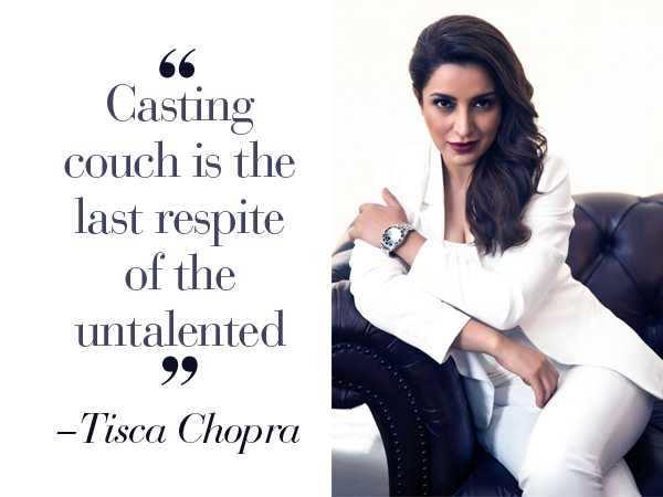 "I'd like Johnny Depp to be my 4 am friend"" - Tisca Chopra"