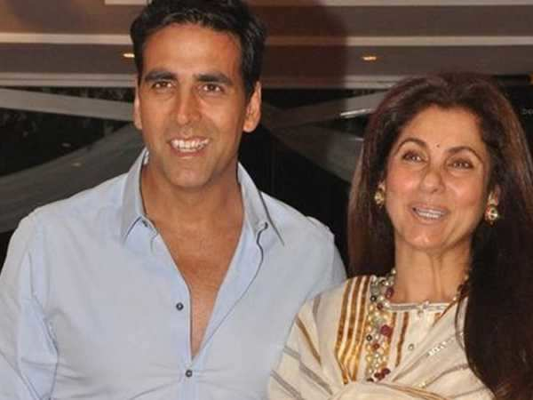 When Dimple Kapadia thought Akshay Kumar was gay!