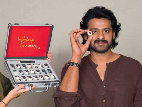Prabhas makes it to the elite list of Madam Tussauds wax figures