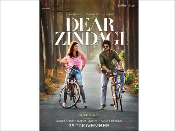 Image result for dear zindagi poster