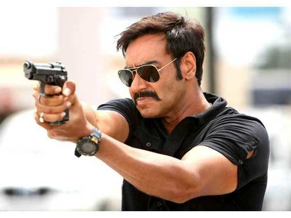 Is Ajay Devgan bored of action films?