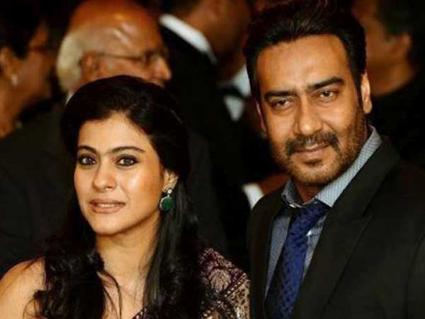 Kajol hasn't watched hubby Ajay Devgn's Shivaay