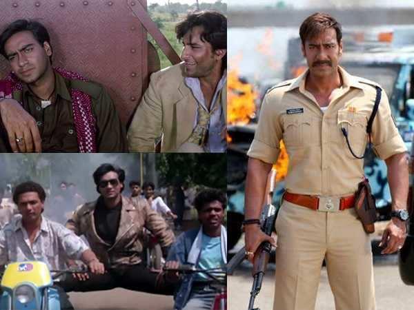 Ajay Devgn's 10 best action films
