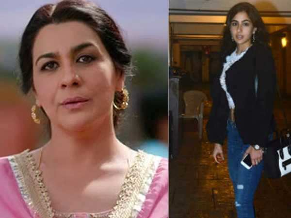 Amrita Singh speaks out about the Sara Ali Khan-Kareena Kapoor Khan controversy