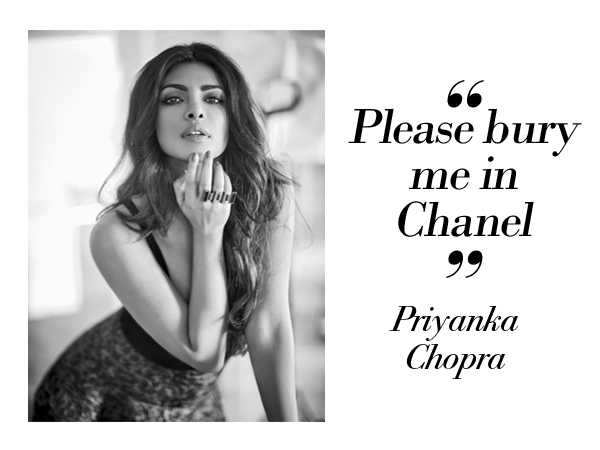 Birthday Special: Priyanka Chopra talks about her style, beauty mantra, must haves and more
