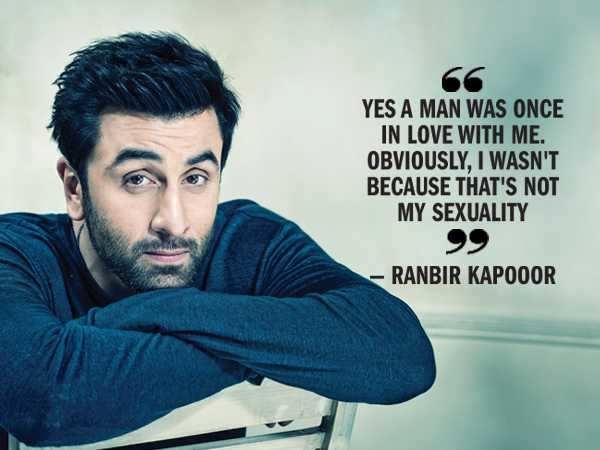 One Side Love Pic: Ranbir Kapoor Talks About One-sided Love