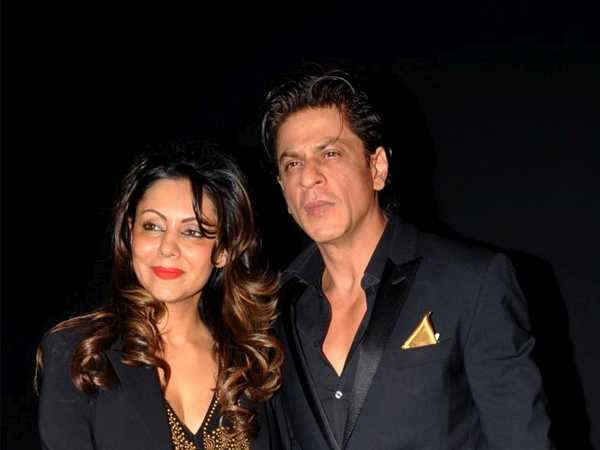 Shah Rukh and Gauri Khan to celebrate their 25th anniversary in Spain