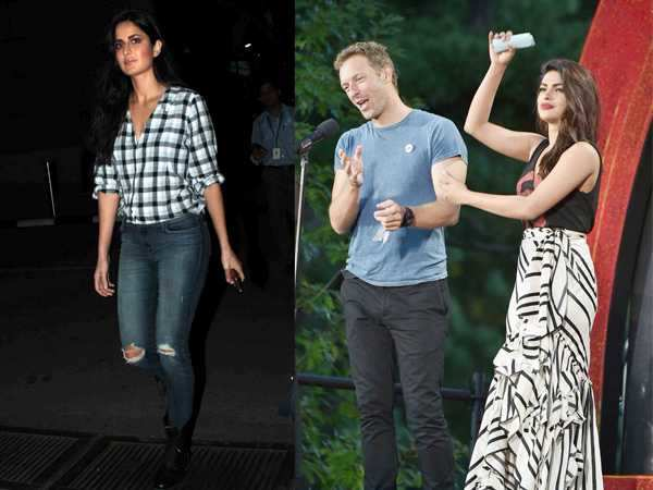 Coldplay's Chris Martin adds a Kapoor to Katrina Kaif!