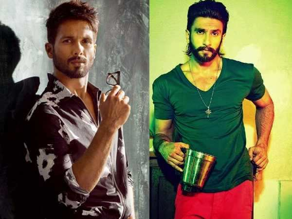 Are Shahid Kapoor and Ranveer Singh already having ego clashes over Padmavati?