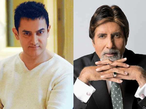 Aamir Khan just confirmed that he's starring with Amitabh Bachchan in Thugs of Hindostan