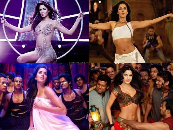 Katrina Kaif's 10 best dance hits