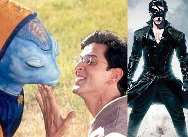 Koi Mil Gaya and Krrish series