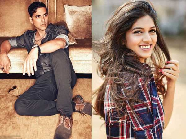 Bhumi Pednekar to play Akshay Kumar's wife