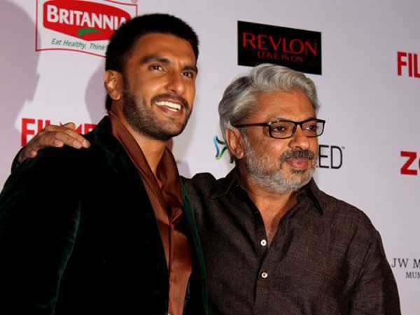 How cute! Ranveer Singh treats Sanjay Leela Bhansali with home-cooked Sindhi food