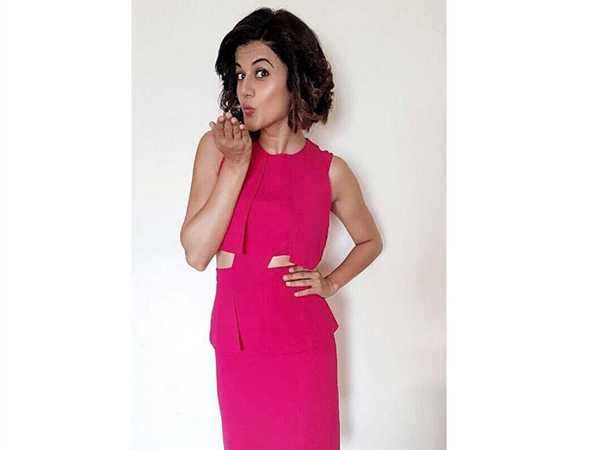 Taapsee Pannu falls sick for Pink