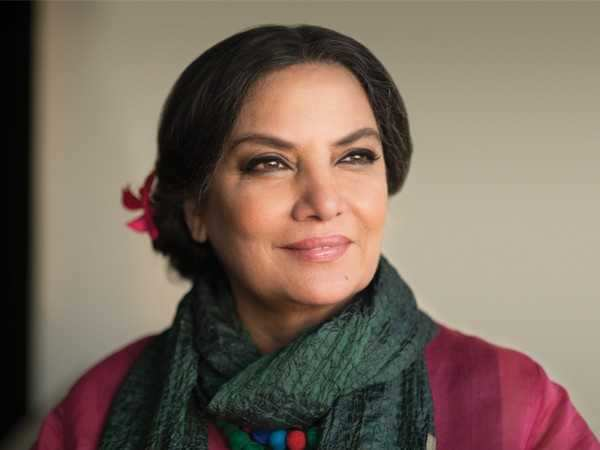 Happy Birthday Shabana Azmi!