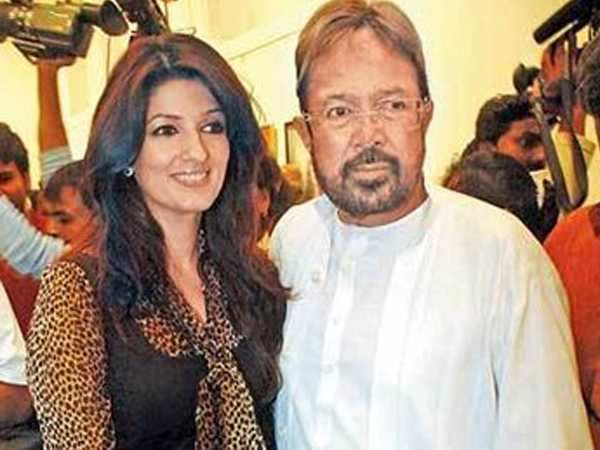Rajesh Khanna wanted Twinkle Khanna to be a writer ...