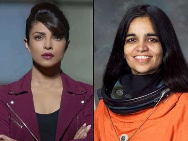 Priyanka Chopra to star in Kalpana Chawla biopic