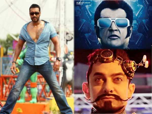 Ajay Devgn avoids clash with Rajinikanth's 2.0 and Aamir Khan's Secret Superstar