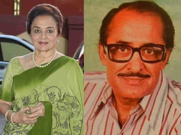 Asha Parekh confesses love and adulation for Nasir Hussain