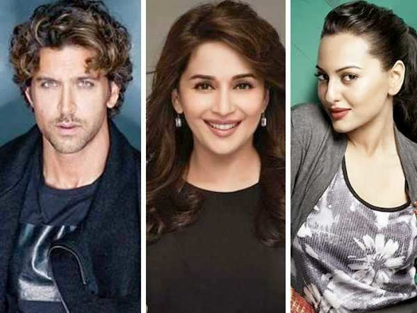 Hrithik Roshan, Madhuri Dixit and Sonakshi Sinha's South African tour postponed