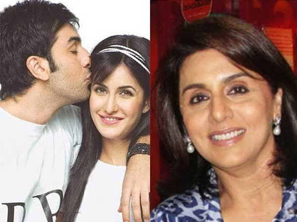 Is Neetu Singh finally thawing up to Katrina Kaif?